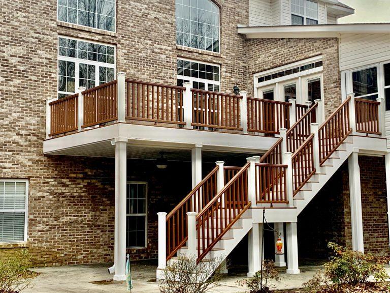 Birmingham Deck Builder Contractor Company - Alabama Decks & Exteriors - Trex Composite Decking