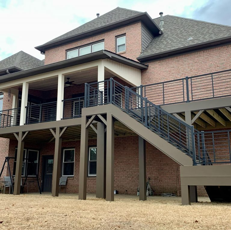 Custom Deck Builder - Alabama Decks & Exteriors - Shelby County Jefferson County