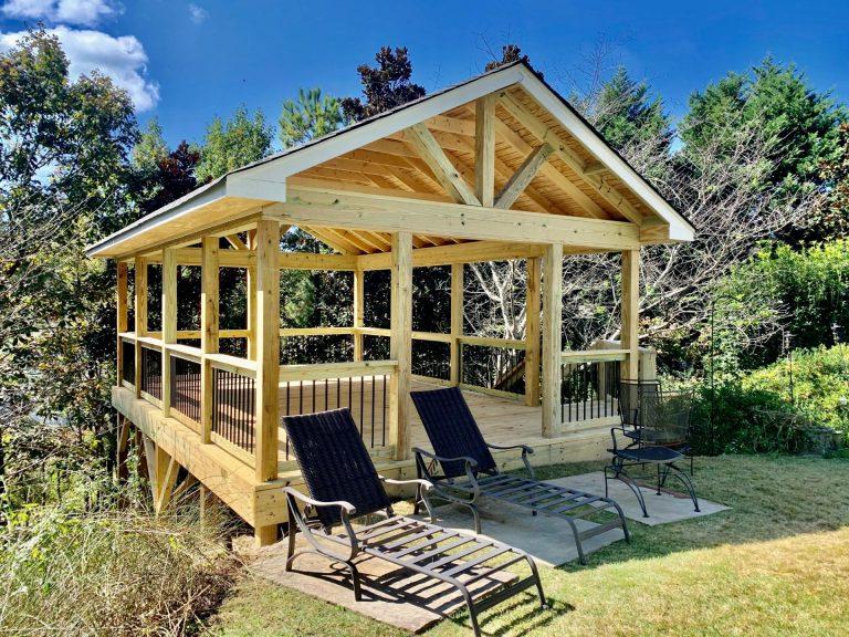 Gazebo Deck Builder Contractor Company - Alabama Decks & Exteriors