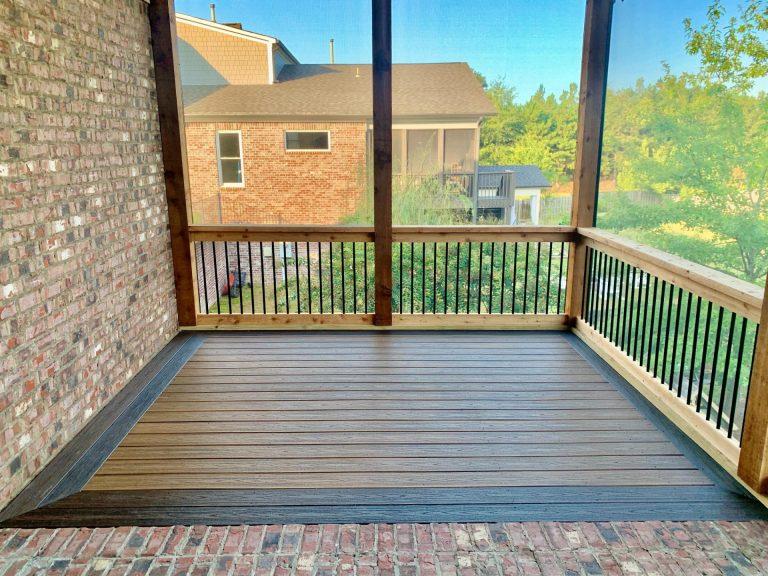 Screen Room Build Design Installation by Alabama Decks & Exteriors