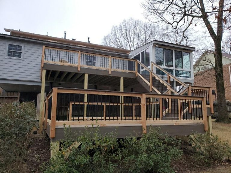 Shelby County Deck Builder Contractor Company - Alabama Decks & Exteriors - Shelby County Alabama