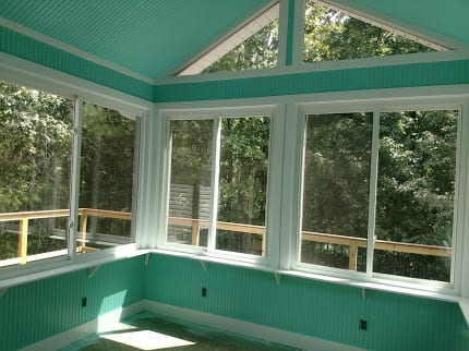 Sunroom Contractors in Alabama - Remodeling