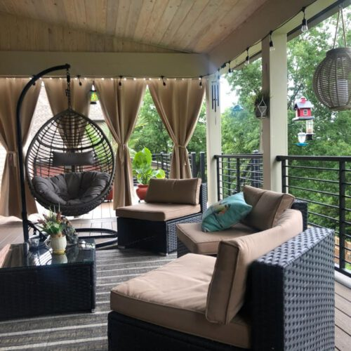 Trex Composite Decking - Deck Contractor in Shelby County Alabama - Alabama Decks & Exteriors