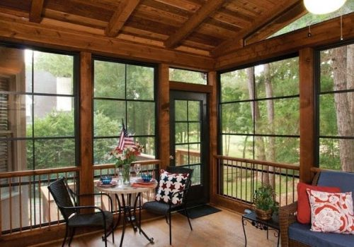 Sunroom Contractors in Alabama - Remodeling