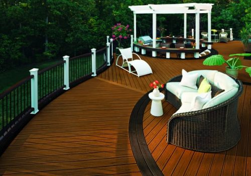 Trex Decking - Deck Builders Installers Alabama